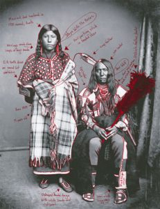 Wendy Red Star, Diplomats of the Crow Nation : 1873 Crow Delegation