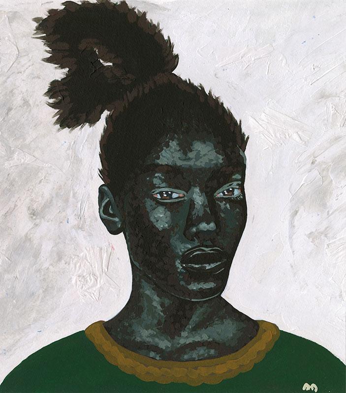 Sadé DuBoise in the Pushdot Gallery